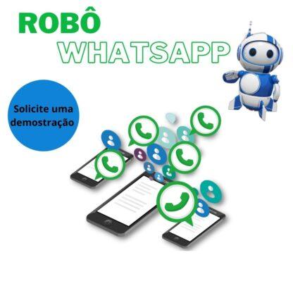 robo atendimento whatsapp